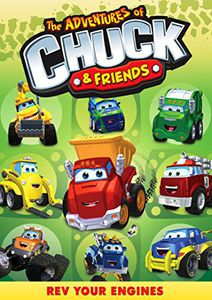 Adventures of Chuck & Friends: Rev Your Engines