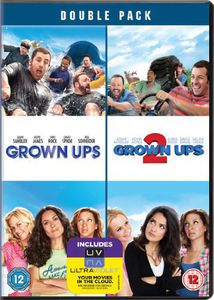 Grown Ups/ Grown Ups 2 (DVD+UV)