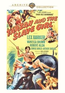 Tarzan & the Slave Girl
