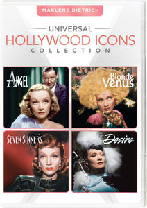 Universal Hollywood Icons Coll: Marlene Dietrich