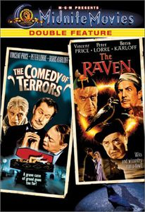 Comedy of Terrors & Raven