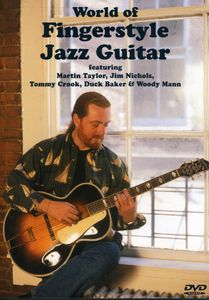 World of Fingerstyle Jazz Guitar /  Various