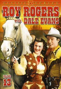 Roy Rogers with Dale Evans 13