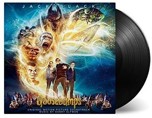 Goosebumps (Original Soundtrack) [Import]