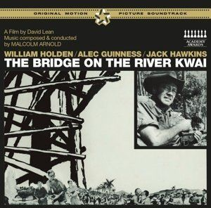 Bridge on the River Kwai + 10 Bonus Tracks (Original Soundtrack) [Import]