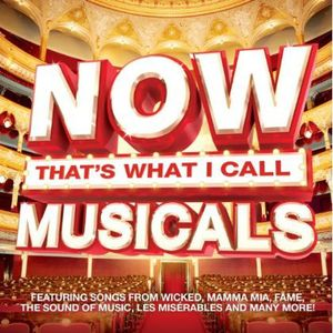 Now That's What I Call Musicals [Import]