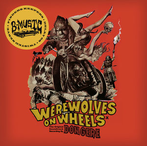Werewolves on Wheel (Original Soundtrack)