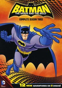 Batman: Brave & Bold: The Complete Third Season