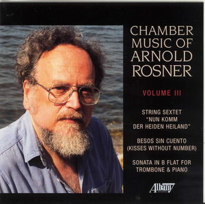 Chamber Music of Arnold Rosner 3