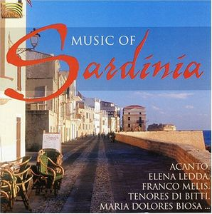 Music of Sardinia /  Various