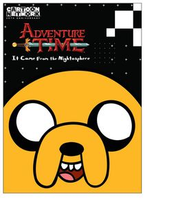 Adventure Time It Came from the Nightosphere
