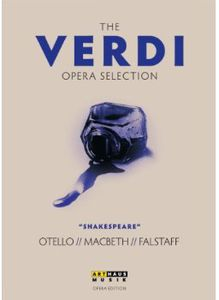 Shakespeare: Verdi Opera Selection