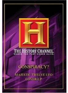 Majestic Twelve: UFO Cover Up