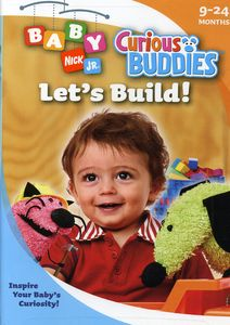 Nick JR Baby Curious Buddies: Let's Build