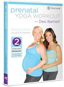 Prenatal Yoga Workout with Desi Bartlett