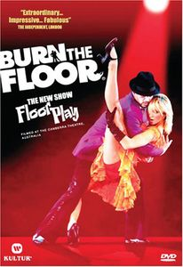 Burn the Floor: New Show Floor Play