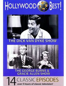 Hollywood Best Dick Van Dyke Show & George Burns &
