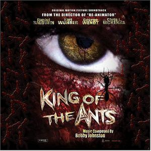 King of the Ants /  O.S.T.