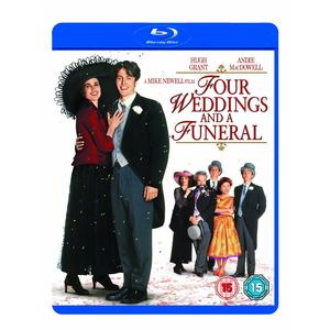 Four Weddings & a Funeral (1994)