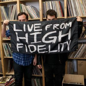 Live from High Fidelity: Best of the Podcast /  Various