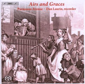 Airs & Graces: Scottish Tunes & London Sonatas