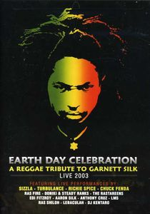 Earth Day Celebration: A Reggae Tribute to Garnett