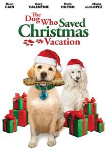 Dog Who Saved Christmas Vacation