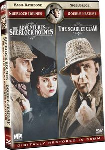Adventures of Sherlock Holmes & Scarlet Claw