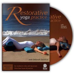 Restorative Yoga Practice: Gentle Beginners Sess