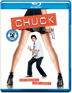Chuck: The Complete Second Season