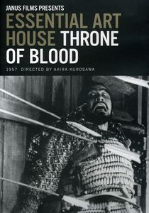 Throne of Blood (Essential Art House)