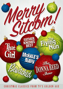 Merry Sitcom: Christmas Classics TV's Golden Age