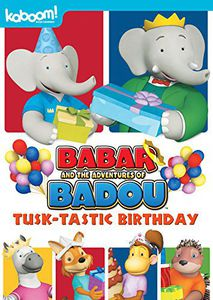 Babar & the Adventures of Badou - Tusk - Tastic