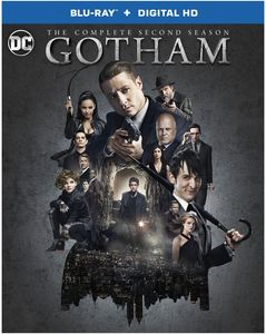 Gotham: The Complete Second Season