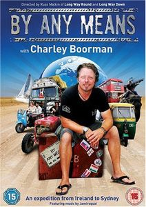 Charley Boorman By Any Means Complete Series DVD