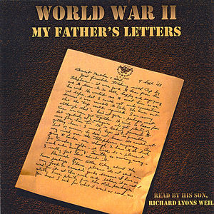 World War II-My Father's Letters