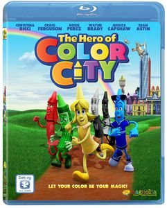 Hero of Color City
