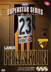 Superstar Series-Lance Franklin