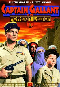 Captain Gallant of Foreign Legion 1