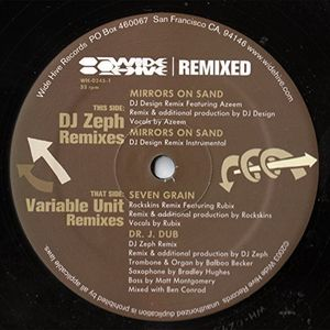 DJ Zeph /  Variable Unit - Remixes