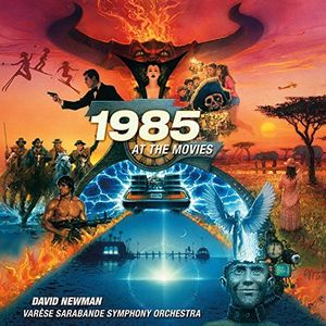 1985 at the Movies (Original Soundtrack)