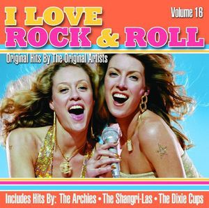 I Love Rock N Roll 16 /  Various