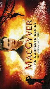 MacGyver: Complete Series