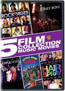 5 Film Collection: Music Movies Collection