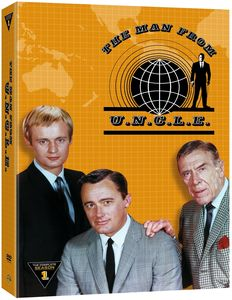 The Man From U.N.C.L.E.: The Complete First Season