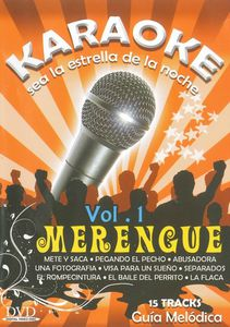 Karaoke Merengue 1 /  Various