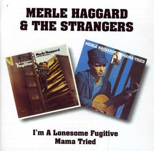 I'm a Lonesome Fugitive /  Mama Tried [Import]
