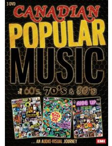 Canadian Popular Music in the 60's & 70's /  Various [Import]