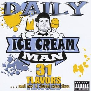 Ice Cream Man (31 Flavors & Not a Damn Ones Free)