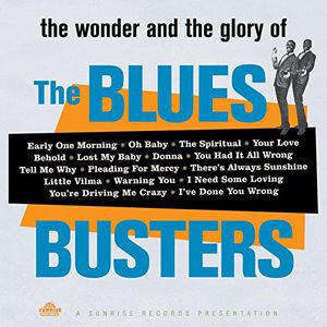 Wonder & Glory of the Blues Busters